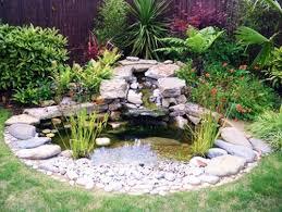Pond Garden Design Design