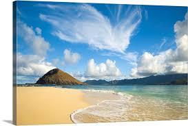 great big canvas hawaii oahu view