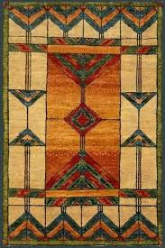 incredible craftsman style area rugs mission the intended for design mission style rugs mission style outdoor