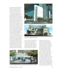 Architectural Design Magazine Nbww Nichols Brosch Wurst Wolfe Aia Architect Magazine Looks At