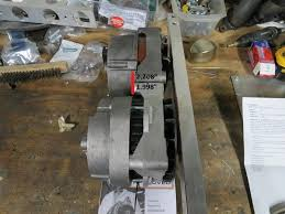 140amp cs144 alternator swap 1983 928s rennlist discussion forums most people just swap over the stock pulley onto the cs130 cs144 and you are good to go but my stock alternator bosch al109x