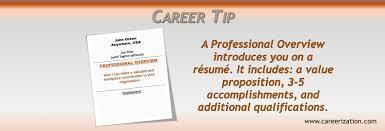 résumés what is a professional overview and why should you care résumés what is a professional overview and why should you care lynne cogan pulse linkedin