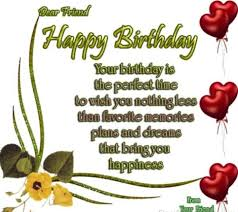 HAPPY BIRTHDAY WISHES TO A FRIEND Birthday Messages For Friends Gorgeous Funny Quotes About Friendship And Memories In Urdu