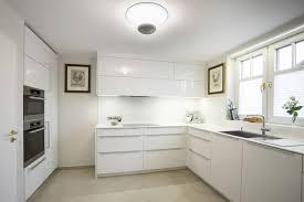 Küchenschränke Weiß Erstaunlich Küche In Weiß Haus Ideen