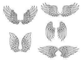 Vleugels Tattoo Fotos Afbeeldingen En Stock Fotografie 123rf