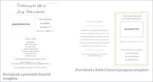 funeral mass program catholic funeral mass program layout brilliant template relod pro