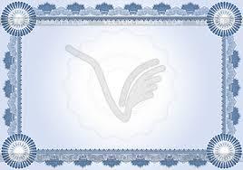 сертификата диплома иллюстрация в векторном формате Шаблон сертификата диплома иллюстрация в векторном формате
