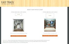 go to top reach in closet dimensions typical design