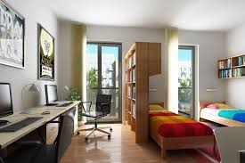 interior cool dorm room ideas. Uncategorized Small Dorm Room Ideas Best Bedroom Cool Interior Design With Wooden Shleves And O