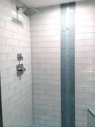 white glass subway tile large white subway tile large white glass shower white glass subway tile