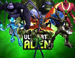ben ten aliens wallpapers top free