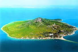 An island is a body of land surrounded by water. Private Islands For Rent Baron Island Spain Europe Mediterranean