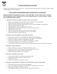 Nursing Interview Questions And Answers Resume Questions And