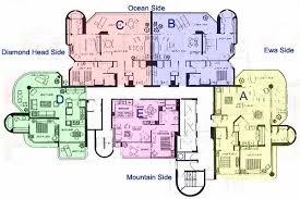 Hawaiian Floor Planscanterbury floor plan honolulu on floor plans honolulu hawaii