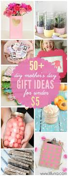 50+ DIY Mother's Day Gift Ideas made for under $5!! { lilluna.