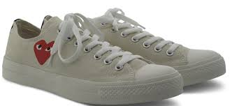 converse with heart. converse-low-white converse with heart o