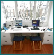 unique design home office desk full. Office Desk For Two. Unique Home Furniture Two Cool Ideas Design Full