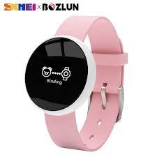 SKMEI <b>B16</b> 2020 Women Digital <b>Watch Clock</b> Period Tracker BMI ...