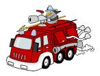 Fire engine Fire station Fire department Firefighter Clip art ...