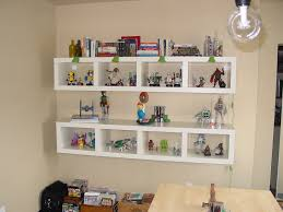 Ikea Lack Shelf Hack Floating Shelves For Toys Google Search For The Home