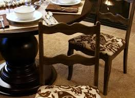incredible how to re cover a dining room chair best fabric for