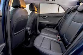 kia 2017 rio hatchback interior detail