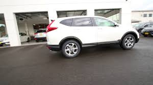 2018 honda white. 2018 honda cr-v ex-l | white diamond pearl jh607123 seattle sumner