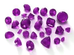 Amethyst Color Chart Meanings Of Gemstones Stone Law Magic Of Minerals