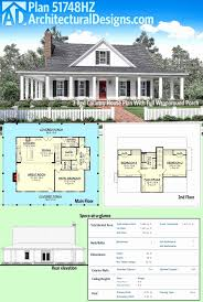 house plans wrap around porch lovely house plans with loft and wrap around porch walkout basement home