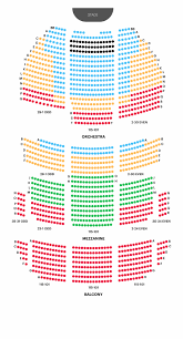Portland Armory Seating Chart James Theatre Seating Chart Best Seats In A Musical