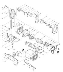 Bosch jigsaw parts diagram spares for makita 4300bv jigsaw variable speed spare 4300bv from of bosch