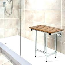 fold down shower seat fold down shower seat hardware folding teak bench seats with legs x fold down shower seat