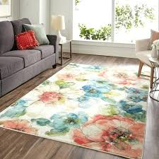 red white and blue area rugs prismatic summer bloom blue red white area rug red yellow
