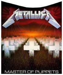 Metallica - Master of Puppets Throw 160cm