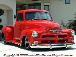 1954 Chevy Half-Ton Truck - Custom Classic Five-Window Pickup ...