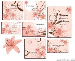 wedding invitation design templates wedding card design template free vector download 25 126 free