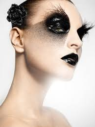 makeup tips with how to do cool makeup with the sweet 7 silver black