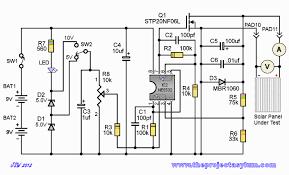 solar panel circuit diagram schematic the wiring diagram solar panel circuit diagram schematic nodasystech circuit diagram