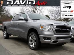 New 2019 RAM All-New 1500 Big Horn/Lone Star Crew Cab in Glen Mills ...