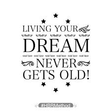Dream Big Quote Best of Amen HBRMethod Live Your Dream Dream Big Quote Quotes