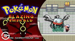 Pokemon Blazing Emerald ROM | GBA ROM | Download Pokemon ROMs -  dnagamers.com