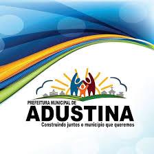 Resultado de imagem para logomarca da prefeitura de adustina