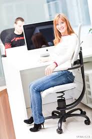 back pain chairs. SpinaliS Spider Series Chairs For Active Sitting: Https://www.spinalis- Chairs.ca/spinalis-chairs/spider/ Back Pain