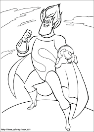 Mr Incredible Coloring Pages Incredible Hulk Coloring Pages To Print