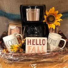 Gift baskets for coffee lovers. Seasonal Coffee Gift Baskets Good Stuff Coffee
