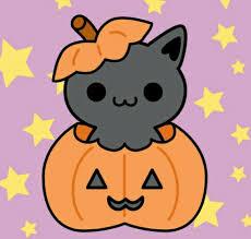 Resultado de imagem para kawaii halloween
