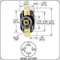 wiring diagram 30 amp twist lock plug skazu co Nema 14 30r Wiring Diagram nema l14 30r wiring diagram l14 30 wiring 3 wire wiring diagrams Nema 14-30R Test