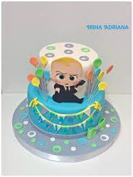 The Boss Baby Cake By Irina Adriana Cakesdecor