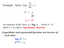 example solve 7y 1 49 y 2 an equation in