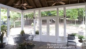 outside ceiling fans. Custom Screen Porch With Ceiling Fans Outside G